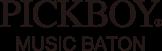 PICKBOY MUSIC BATON