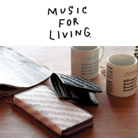 MUSIC FOR LIVING