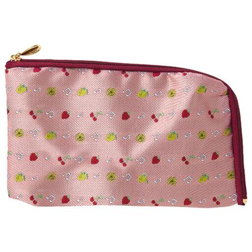 クラバットマルチポーチEX(全10色) フルーツピンク