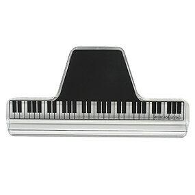 MUSICブッククリップ(全4種) 鍵盤