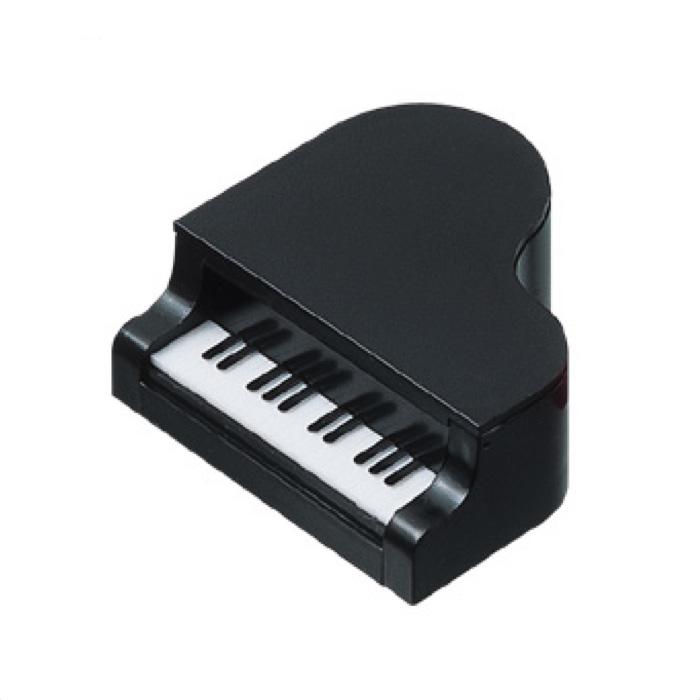 ミニピアノ鉛筆削り(全2種) ブラック