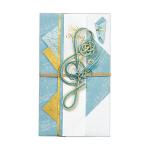 ご祝儀袋(全2種) 奏 / ブルー