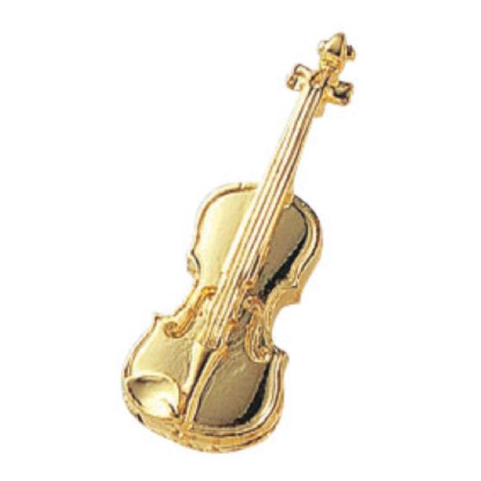 ミニピン(全14種) バイオリン