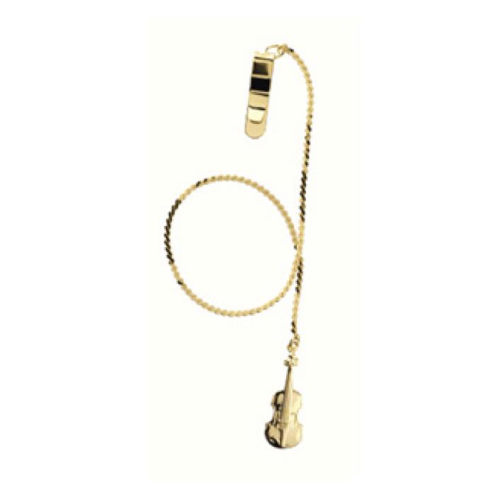 ブックマーク(全15種) バイオリン/ゴールド