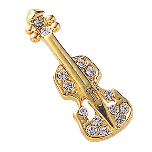 ジュエルミニピン(全7種) バイオリン