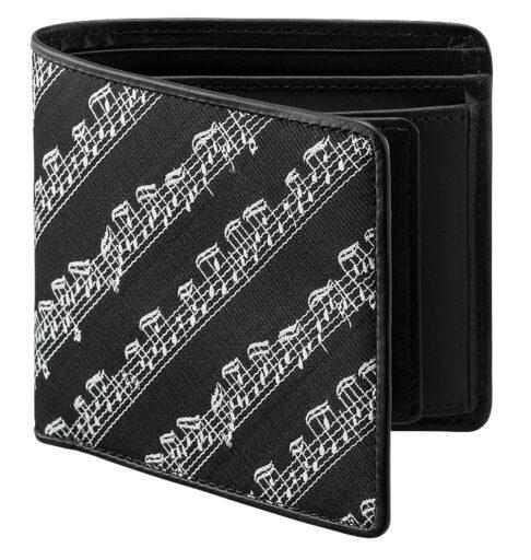 MFLレザー 二つ折り財布(全2色)