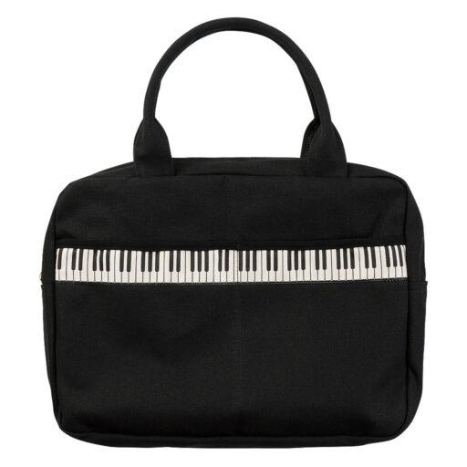 鍵盤リボンレスナーバッグ(全2種)