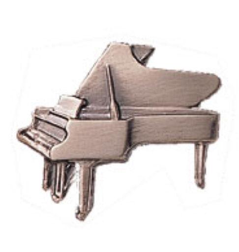 スタンダードブローチ(全50種) ピアノ/シルバー
