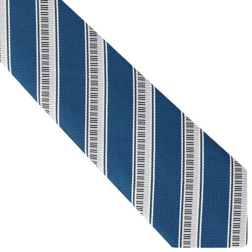 ネクタイ(全5色) ケンバン/ブルー