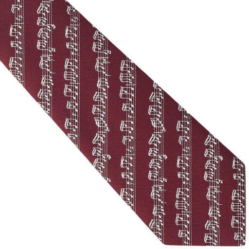 ネクタイ(全5色) ガクフ/レッド