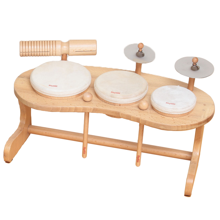 ドラムセット用 ウッドブロック