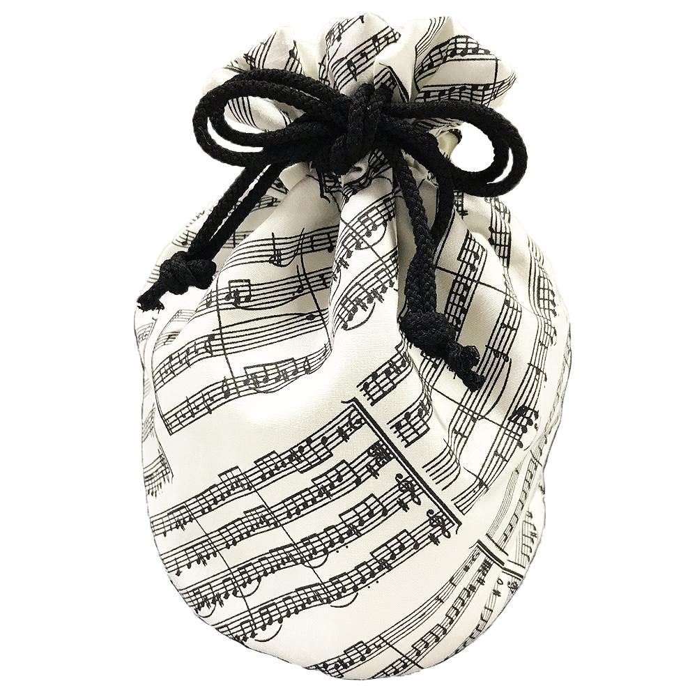 音楽包 巾着袋(全3種) アイネクライネ