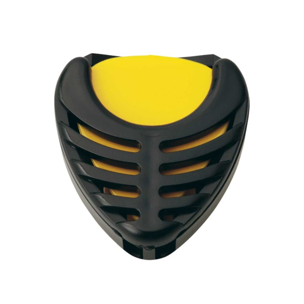 ピックケース レインドロップ型(全2種) ブラック