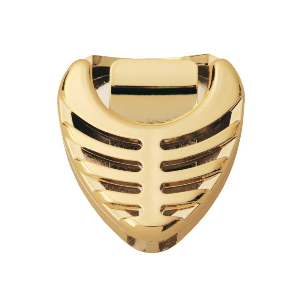 ピックケース レインドロップ型(全2種) ゴールド