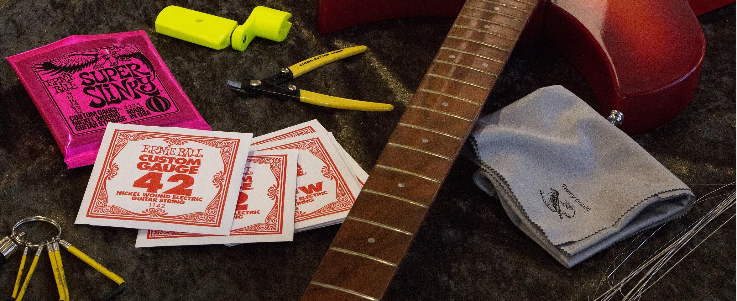 ギターのリペア&メンテナンスで快適な音楽ライフを!